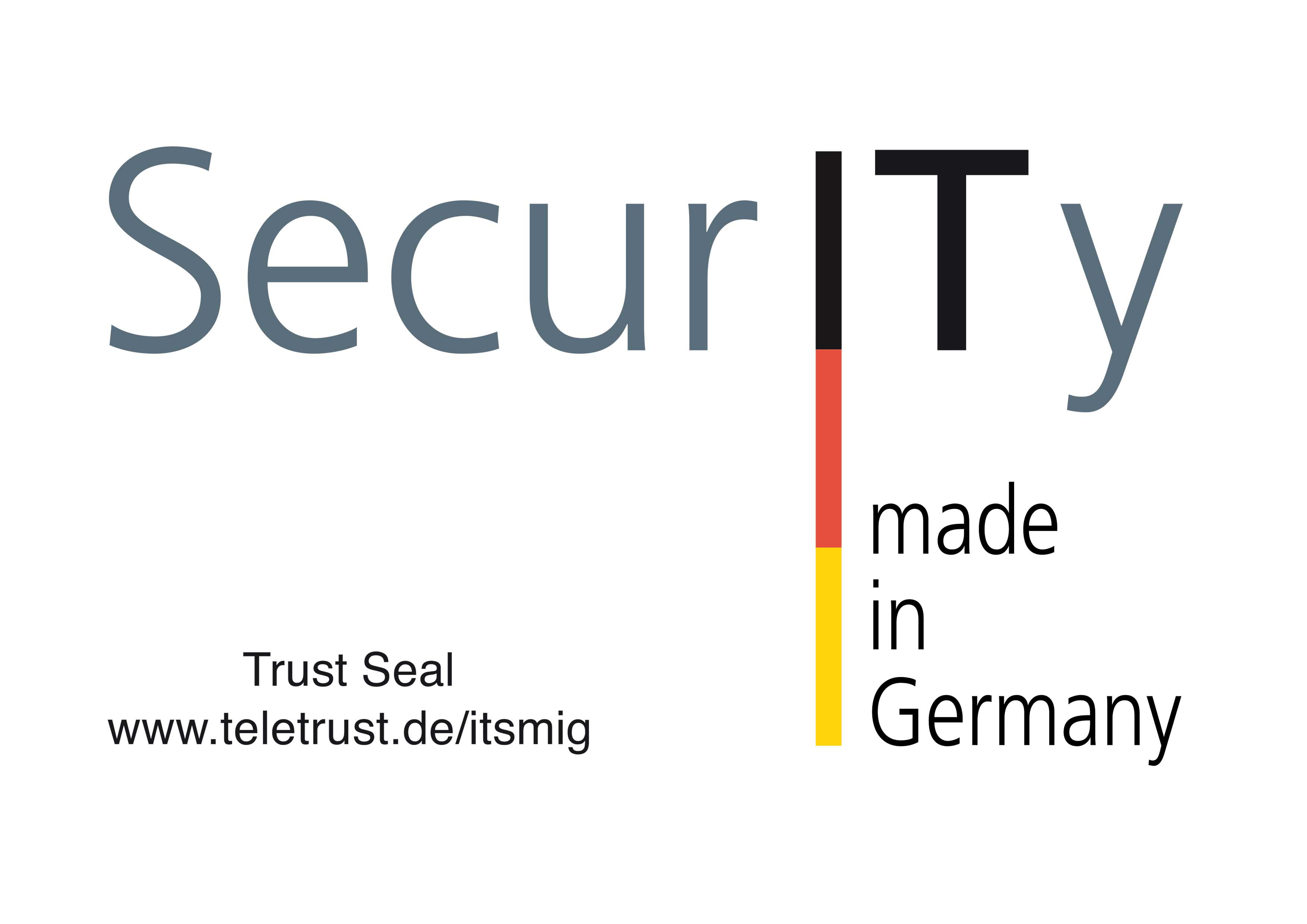 Security made in Germany